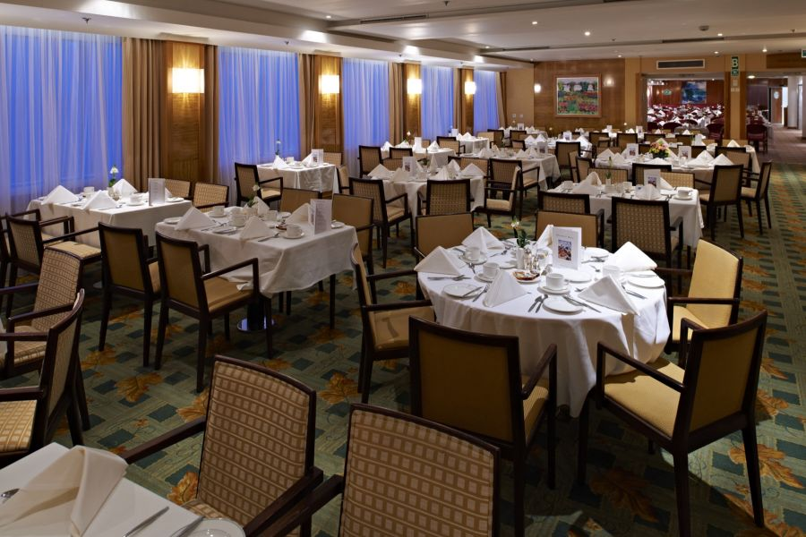 Boudicca-dining-The Heligan Room