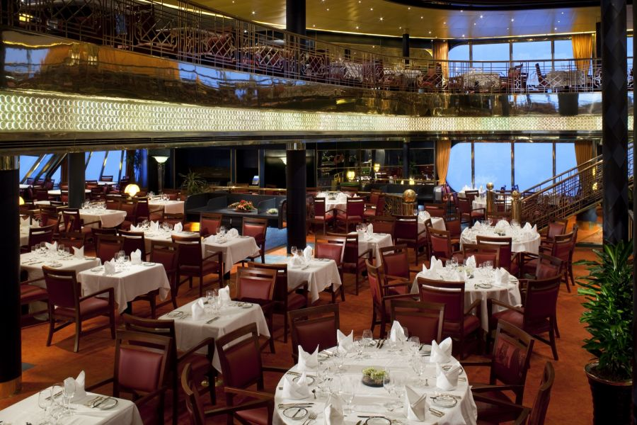 Westerdam-dining-Main Dining Room- Vista