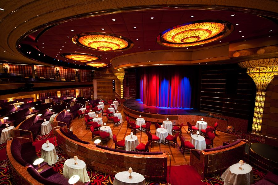 Westerdam-entertaiment-Show Lounge