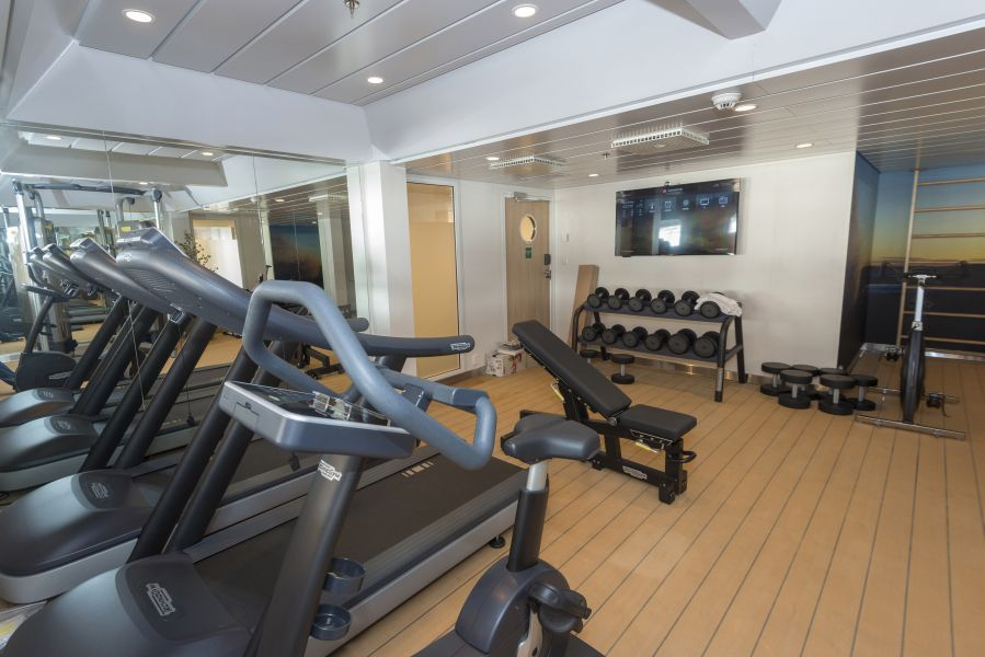 MS Spitsbergen-health-and-fitness-