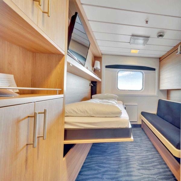 Classic Voyage North From Bergen To Kirkenes 13th Mar 2019 7 Nights Hurtigruten Ms Polarlys