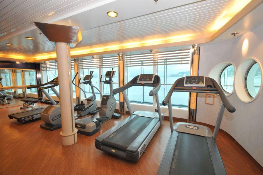 MS Vesterålen-health-and-fitness-