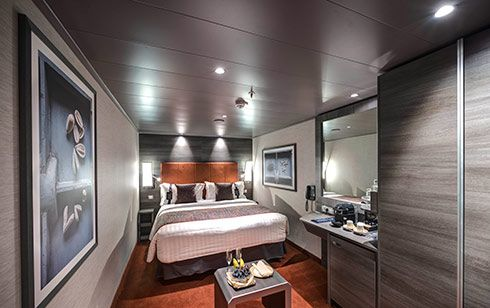 MSC Bellissima-stateroom-MSC Yacht Club Interior