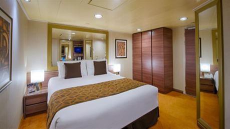 MSC Divina-stateroom-Inside Cabin