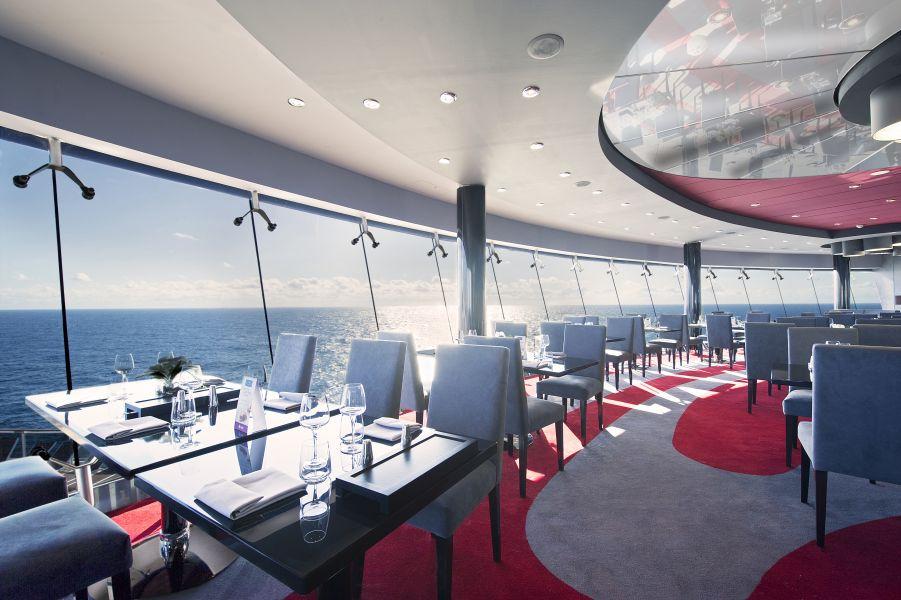 MSC Divina-dining-Galaxy À la Carte Restaurant
