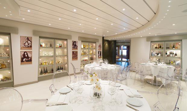 MSC Divina-dining-Ristorante Italia