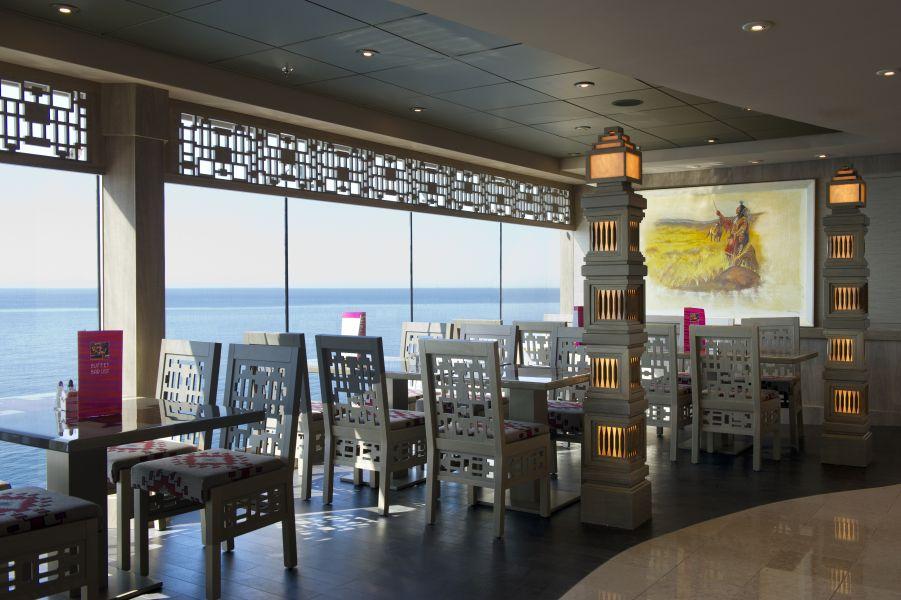 MSC Divina-dining-Self Service Buffet Restaurants- Calumet