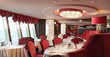 MSC Divina-dining-Villa Rossa