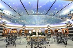 MSC Fantasia-dining-Ice Cream Bar