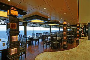 MSC Fantasia-dining-Self Service Buffet Restaurants