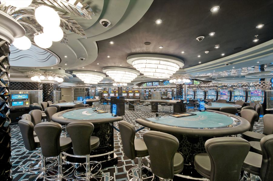 MSC Fantasia-entertaiment-Casino Delle Palme