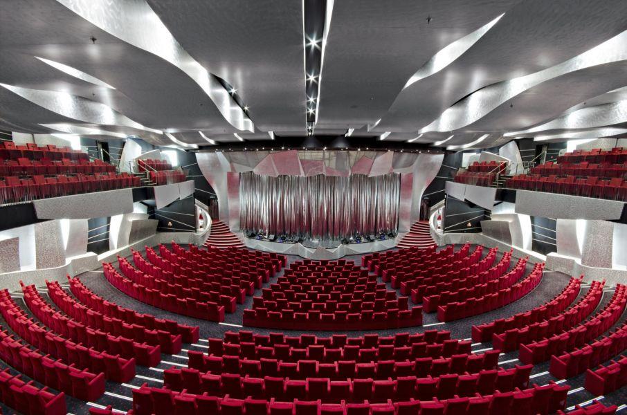 MSC Fantasia-entertaiment-Teatro L'Avanguardia