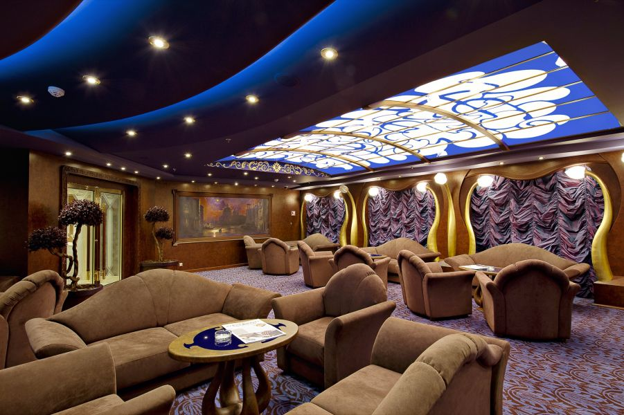 MSC Fantasia-entertaiment-The Cigar Lounge