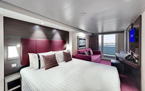 MSC Grandiosa-stateroom-Balcony