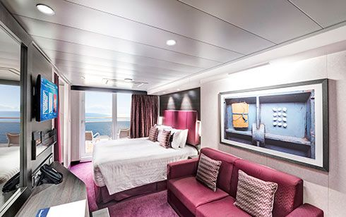 MSC Grandiosa-stateroom-Cabin for Families