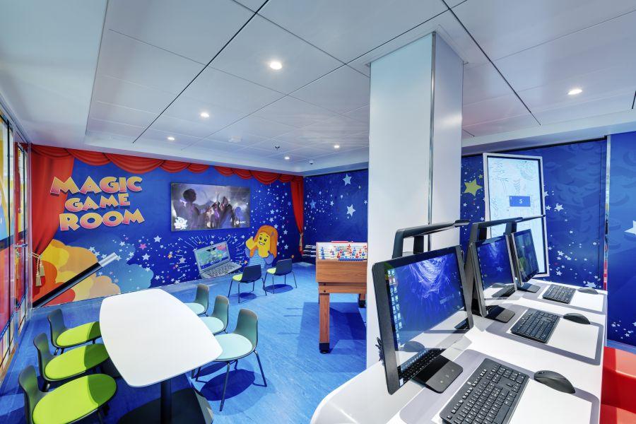 MSC Grandiosa-kidsandteens-Doremi Studio