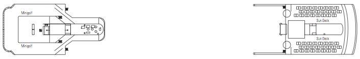 MSC Lirica Deck 13 - Sun Deck