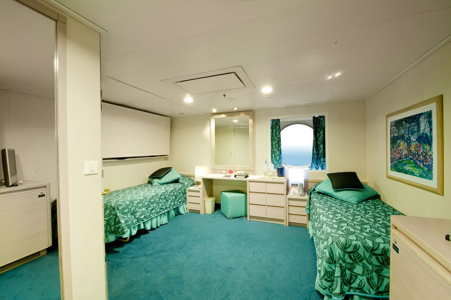 MSC Magnifica-stateroom-Accessible Ocean View Cabin