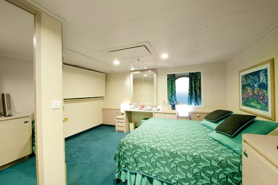 MSC Magnifica-stateroom-Ocean View Cabin