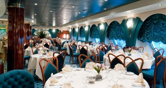 MSC Magnifica-dining-L'Edera Restaurant