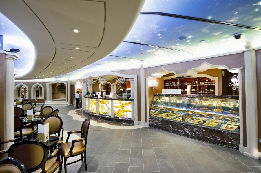 MSC Magnifica-dining-La Barchetta Ice Cream Bar