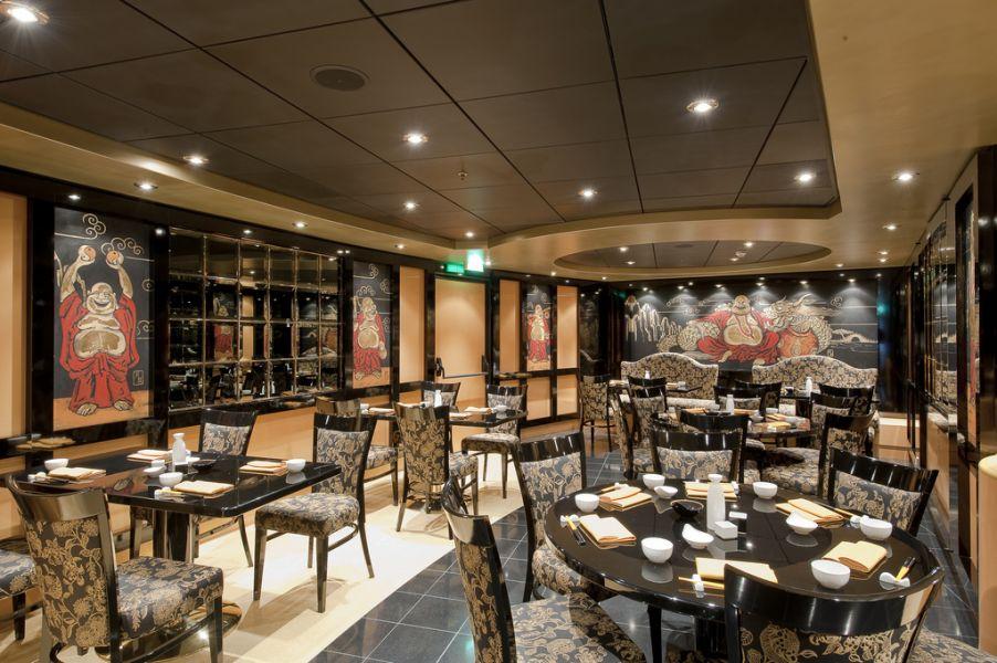 MSC Magnifica-dining-Oriental Plaza