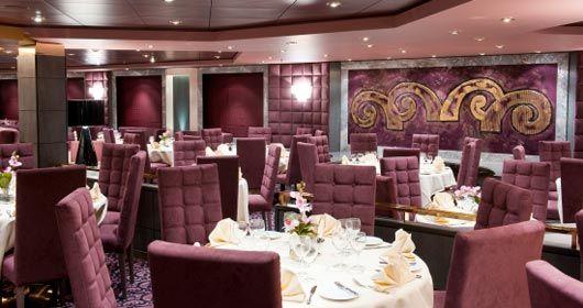 MSC Magnifica-dining-Quattro Venti Restaurant