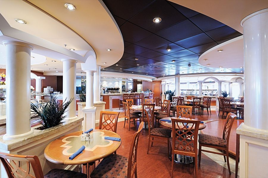 MSC Magnifica-dining-Sahara Self Service Restaurant