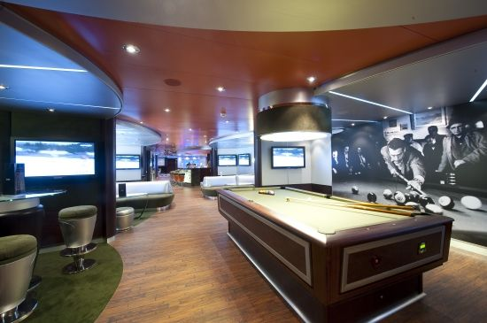MSC Magnifica-entertaiment-L'Olimpiade Sports Bar