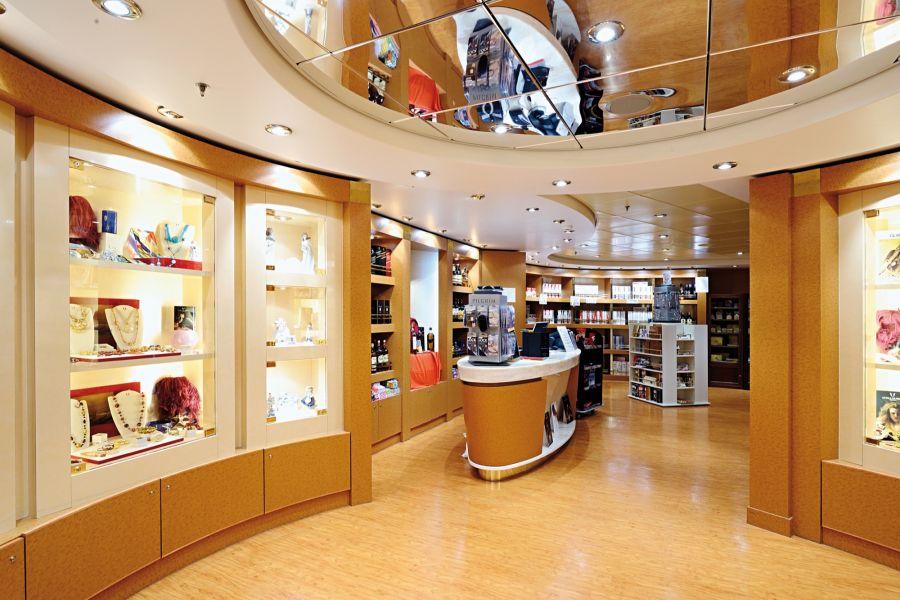 MSC Magnifica-entertaiment-Shops & Boutiques