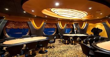 MSC Magnifica-entertaiment-The Poker Room