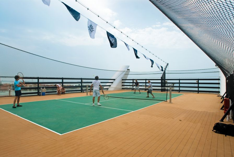 MSC Magnifica-health-and-fitness-Sport Centre