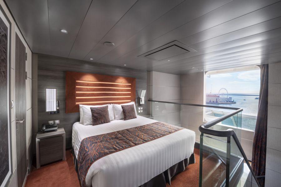 MSC Meraviglia-stateroom-Duplex Suite
