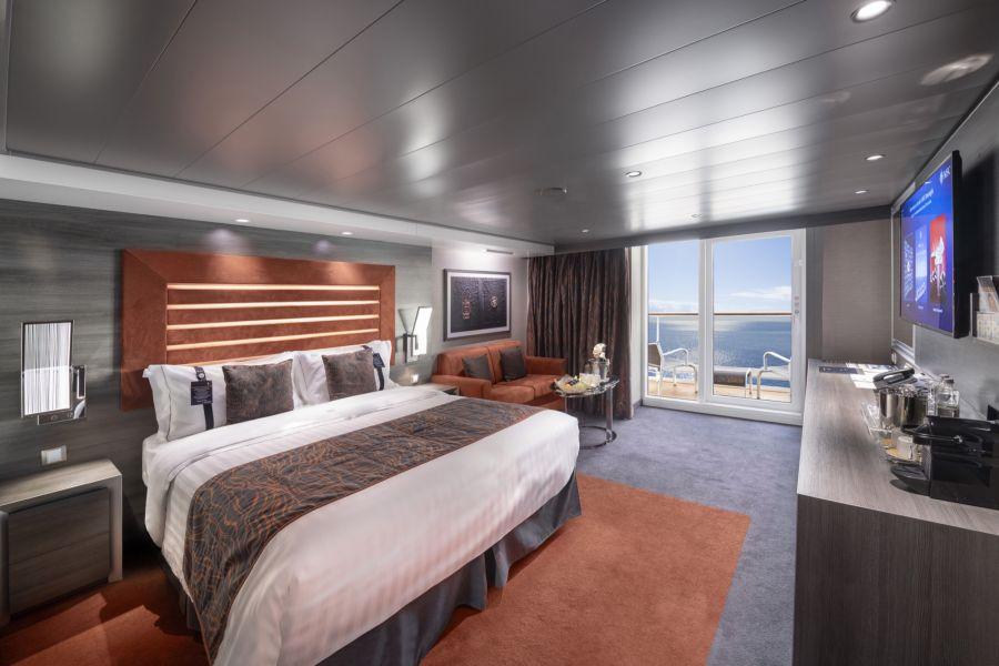 MSC Meraviglia-stateroom-MSC Yacht Club Deluxe Suite
