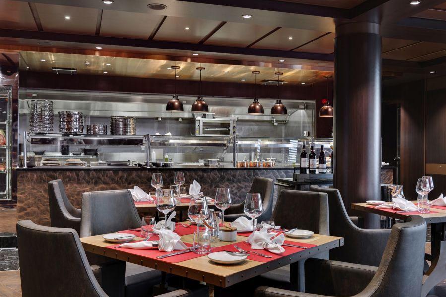 MSC Meraviglia-dining-Butcher's Cut