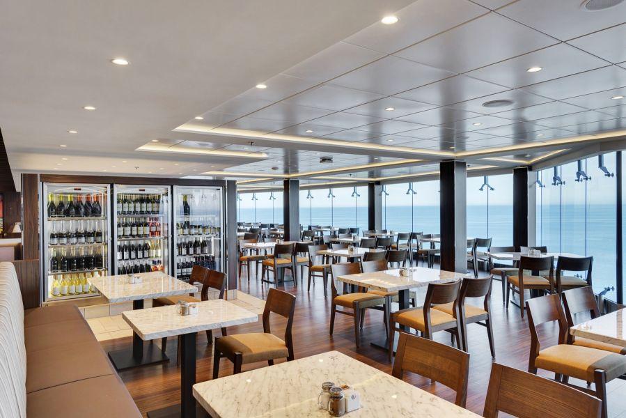 MSC Meraviglia-dining-Marketplace Buffet