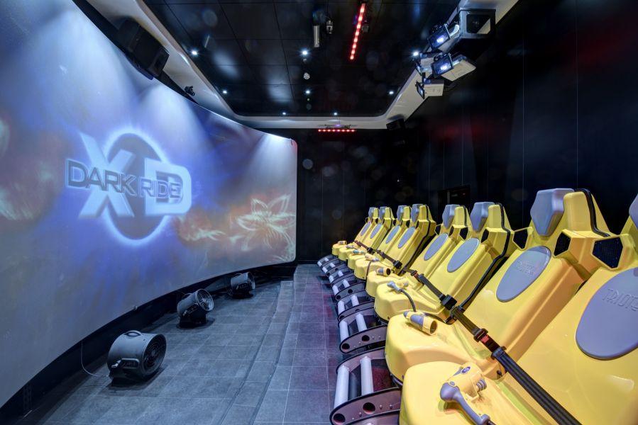 MSC Meraviglia-entertaiment-4D Cinema