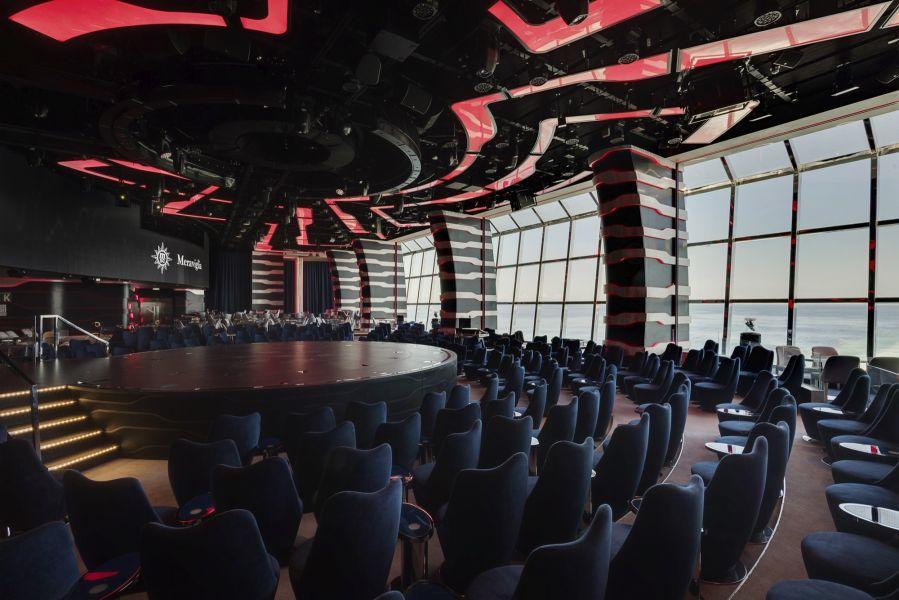 MSC Meraviglia-entertaiment-Carousel Lounge