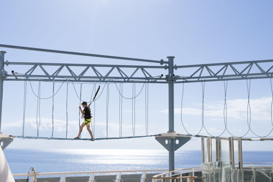 MSC Meraviglia-entertaiment-Himalayan Bridge