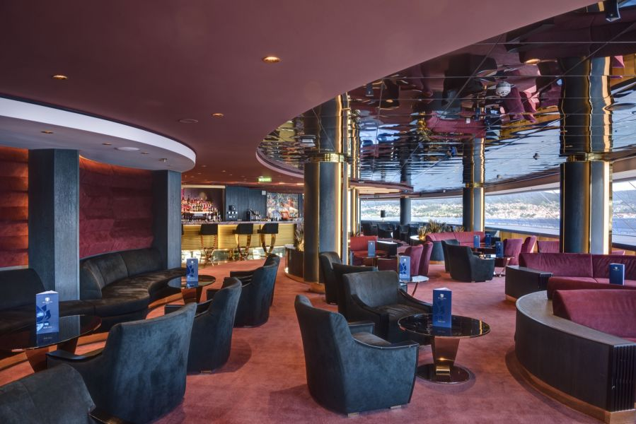 MSC Meraviglia-entertaiment-Top Sail Lounge