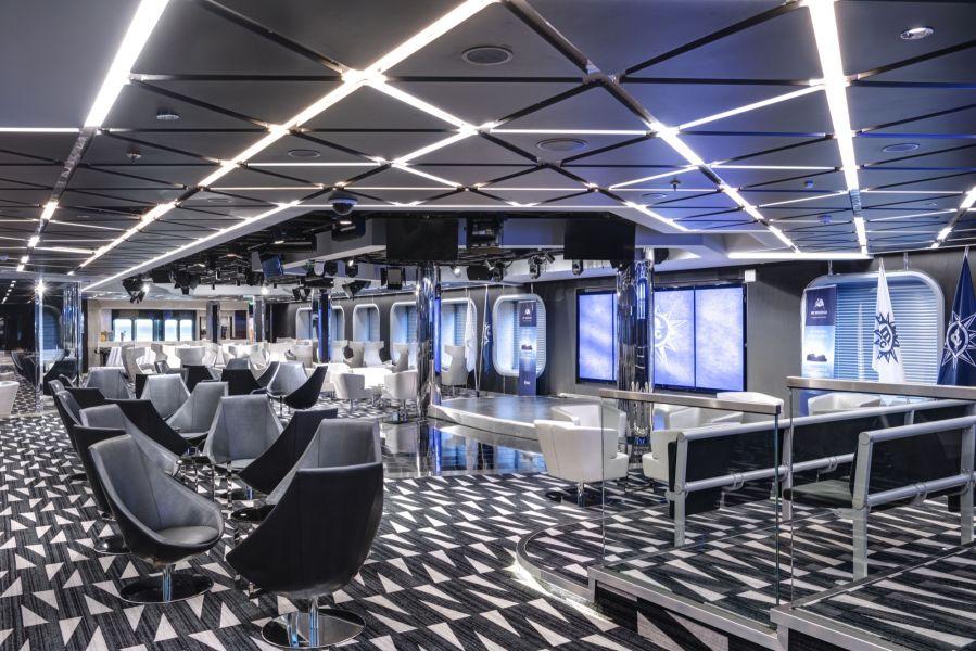 MSC Meraviglia-entertaiment-TV Studio & Bar
