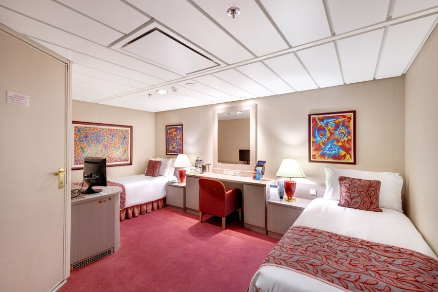 MSC Opera-stateroom-Accessible Cabin