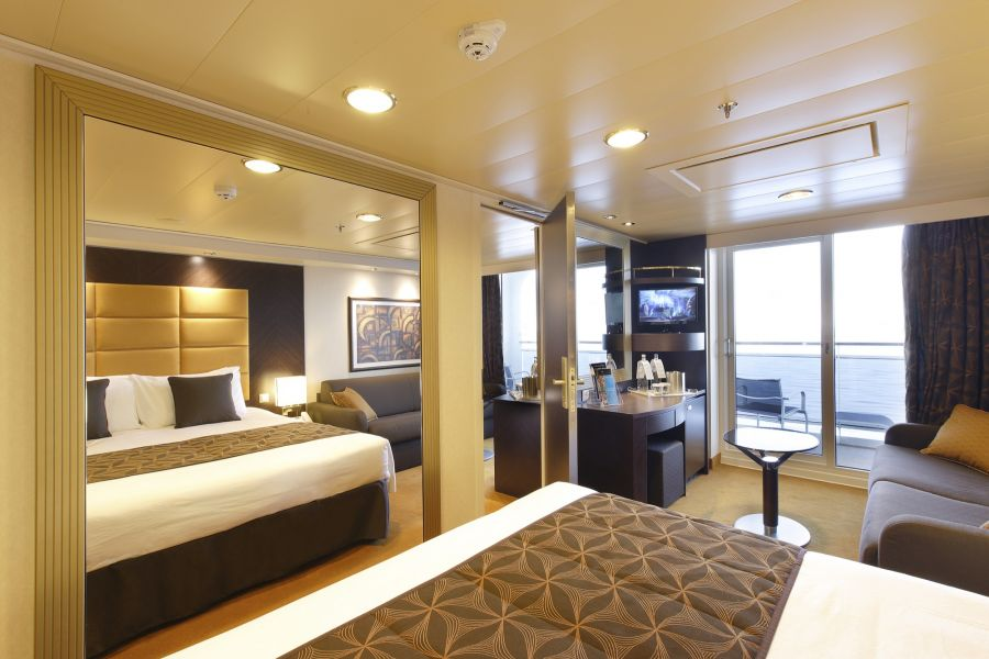 MSC Opera-stateroom-Family Cabin