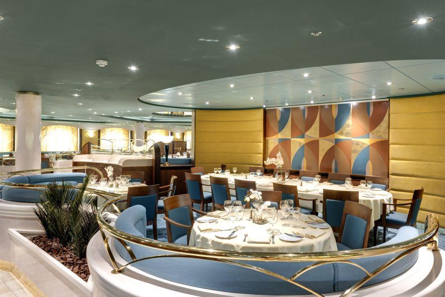 MSC Opera-dining-Main Restaurants