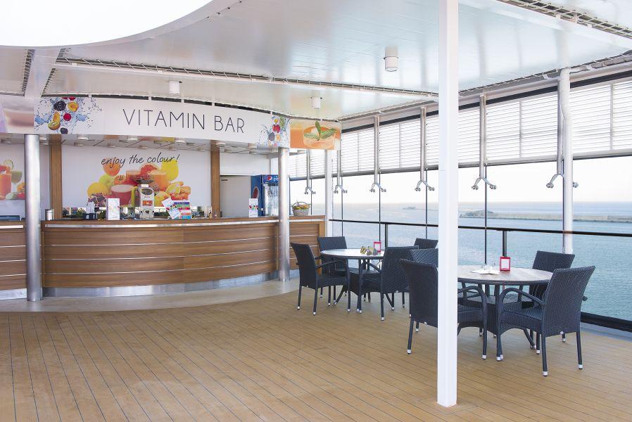 MSC Opera-dining-Vitamin Bar
