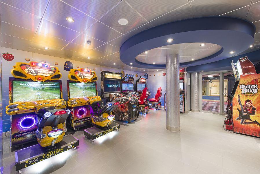 MSC Opera-kidsandteens-Virtual Reality Games