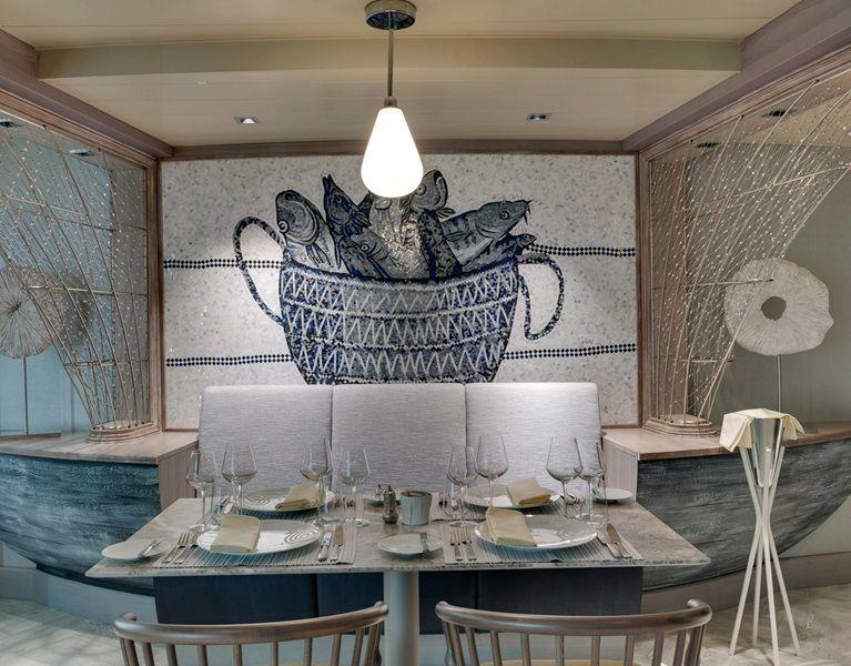 MSC Seaside-dining-Ocean Cay Restaurant