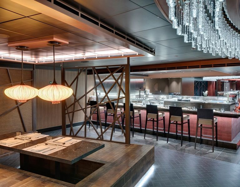 MSC Seaside-dining-Pan Asian Market Kitchen by Roy Yamaguch