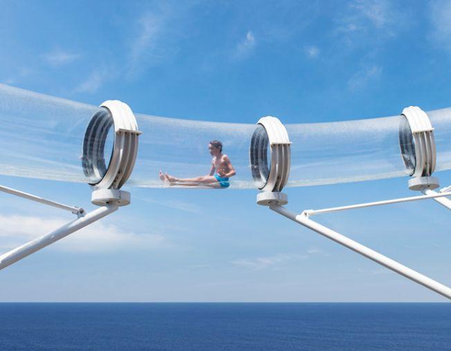 MSC Seaside-entertaiment-Forest Aquaventure Park
