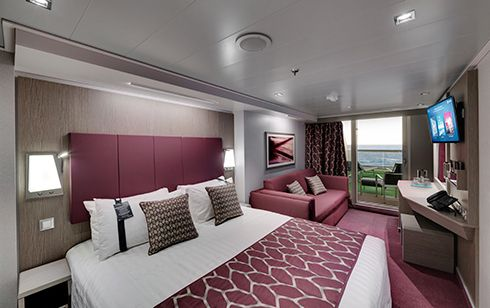 MSC Seaview-stateroom-Suite